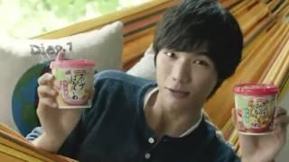 [日本廣告]エースコックスープはるさめx福士蒼汰