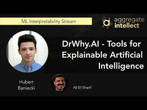 DrWhy.AI - Tools for Explainable Artificial Intelligence