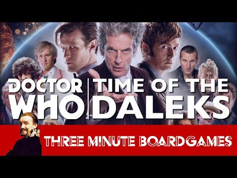 Doctor Who in about 3 minutes