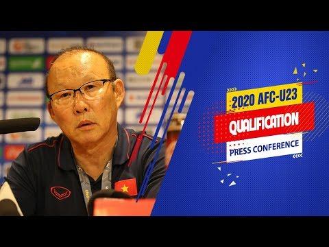 HLV Park Hang-seo: U23 Việt Nam vẫn cần phải cố gắng hơn rất nhiều