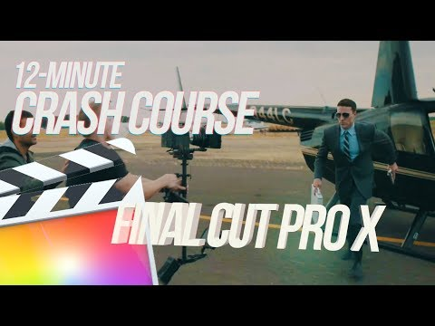 Final Cut Pro X Learn Color Grading Tutorial for FCPX 10.4