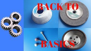 Back to basics Grinding Wheels