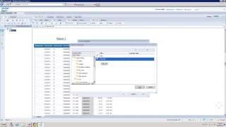 Document Link in Web Intelligence   SAP Business Objects   WEBI
