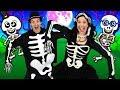 The Skeleton Dance - Kids Halloween Song   Halloween Songs for Children