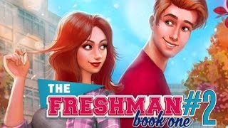 GIRL LOVE - THE FRESHMAN #2  (Choices Mobile Game/App/Stories)