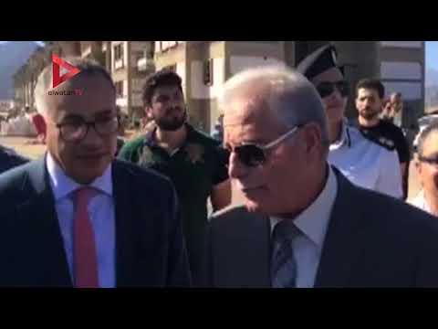 نائب وزير الاسكان يتفقد توفيق 600 قطعة بحى الرويسات بشرم الشيخ