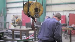 Swanton Welding - Heavy Fabrication Facility