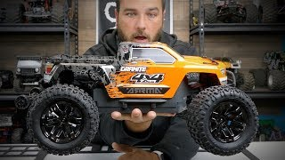 ARRMA Granite 4x4 BLX Unboxing - A $299 4wd Brushless Bashers Dream