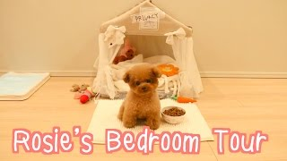 Rosies Bedroom Tour