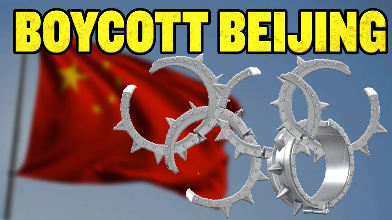 China is Terrified of Olympic Boycott thumbnail