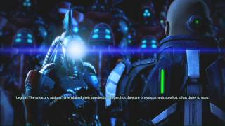 Mass Effect 3- Legion Recruits Some Primes