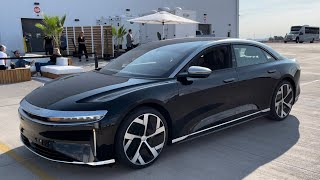 I Drive The Lucid Air For The First Time!