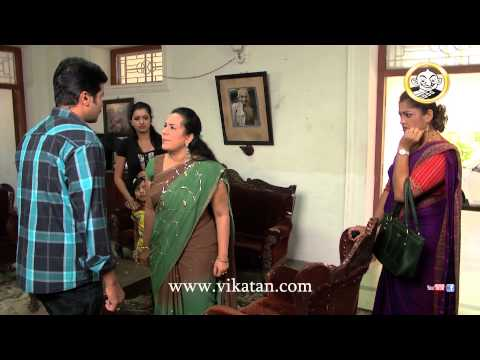 Kumar slaps Gayatri and Vinothini | Best of Deivamagal