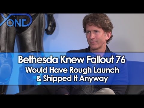 Bethesda Knew Fallout 76 Would Have Rough Launch & Shipped It Anyway