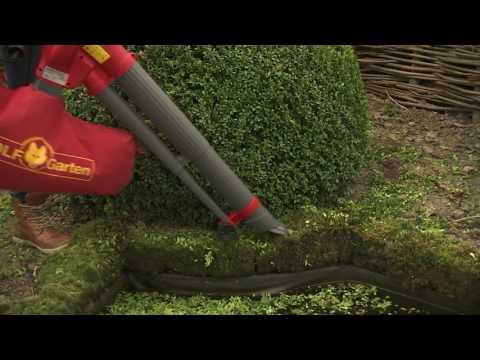 WOLF-Garten: LBV 2600 Eelektrische bladblazer