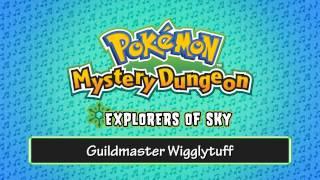 Wigglytuff  - (Pokémon) - 009 - Guildmaster Wigglytuff - (Pokémon Mystery Dungeon - Explorers of Sky)