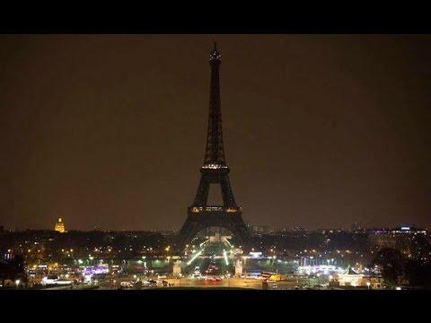 Berduka Teror di Inggris, Lampu Menara Eiffel Dimatikan