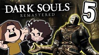 Dark Souls Remastered: Darn Rats! - PART 5 - Game Grumps