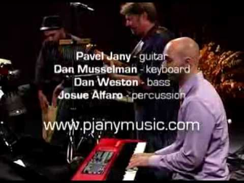 Pavel Jany and The WORLD JAZZ COLLEGIUM / Live on Baby Blue Arts TV