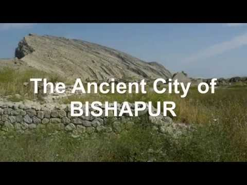 (ANCIENT CITY OF BISHAPUR - IRAN)