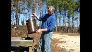 How to make a Coon Feeder