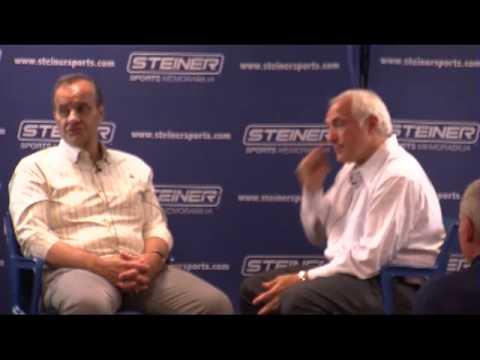 Joe Torre Interview - with Brandon Steiner of Steiner Sports - July 11th, 2013