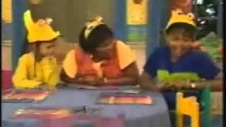 Gullah Gullah Island - Polliwog Day Part 1