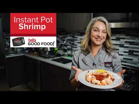 Instant Pot Shrimp
