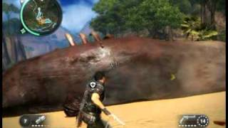 Reno 911 Whale - Just Cause 2