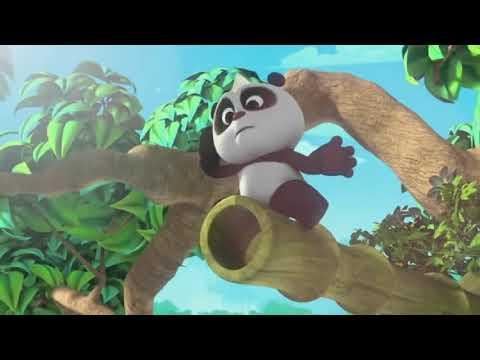 KRTEK A PANDA - PARODIE (15 )
