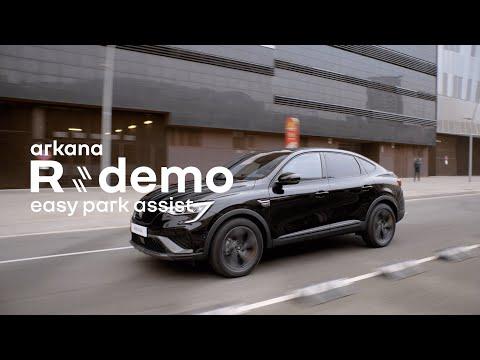 Musique pub Démo Renault R : le tout nouveau pub Arkana Easy Park Assist 2021   Juillet 2021