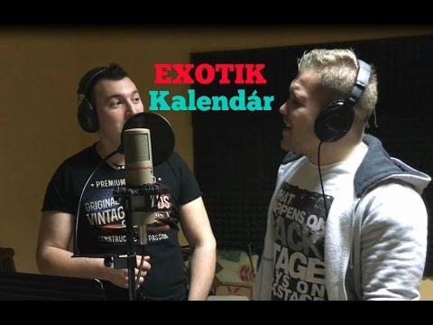 EXOTIK - Kalendár / Hrajte mi, hrajte 2015