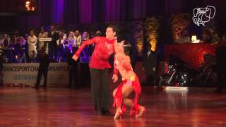 2013 WDSF PD World Latin | The Final Jive