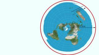 Flat Earth VS Reality. A quick video on the surface of the world and the coastline of Antarctica.