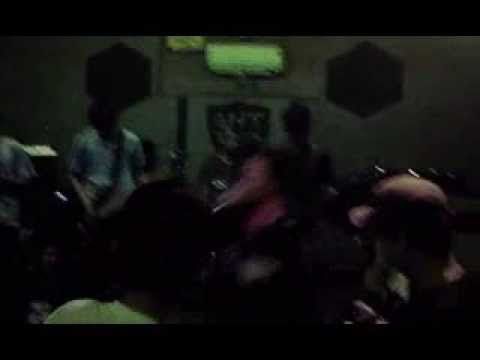 KNUCKLES - MILES AWAY (YOUR DEMISE Cover) live at Antrax Studio