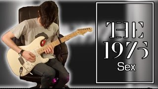 The 1975   Sex (Guitar & Bass Cover W Tabs)