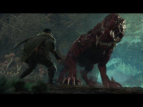 《魔物獵人:世界》第四彈PV公開!全新地圖「瘴氣之谷」與新魔物