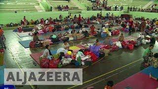 Thousands flee possible volcano eruption in Bali