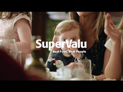 SuperValu Commercial (2016 - 2017) (Television Commercial)