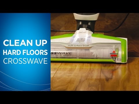 Cleaning Hard Floors How To Videos Crosswave