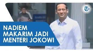 Diminta Jokowi Masuk Kabinet Kerja Jilid II, Nadiem Makarim Mundur dari Gojek: Ini Kehormatan