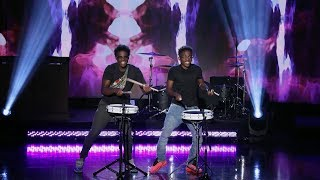 Baltimore Drummers 'Level Up' with an Incredible Performance