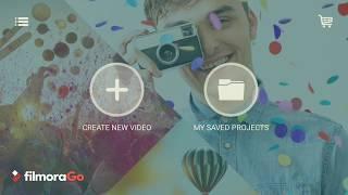 Tutorial membuat opening video di android |FILMORAGO TUTORIAL