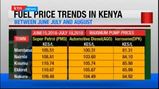 Cost of fuel set  to rise up this month