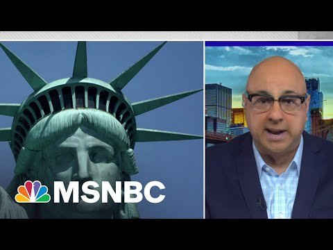 Velshi: Immigration Has Been Good To America | MSNBC