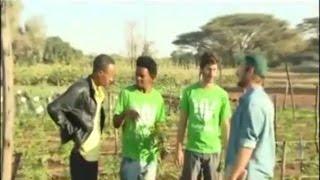 Fair Planet in Ethiopia's main news channel