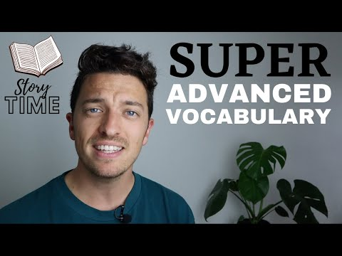 Sound Smarter with Super Advanced Vocabulary - C1/C2 Level English