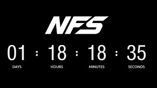 NEED FOR SPEED 2019 COUNTDOWN
