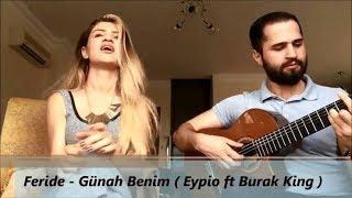 Feride Hilal Akın - Günah Benim (Akustik Cover)