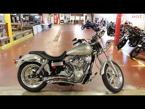 2008 Harley-Davidson Dyna® Super Glide® in New London, Connecticut - Video 1